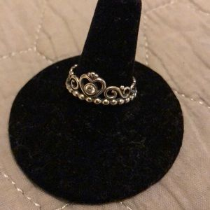 Pandora Princess Tiara Ring 7